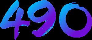 490 בניית אתרים - סמל