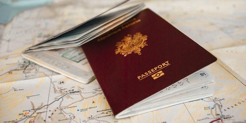 דרכון פורטוגלי ראשית